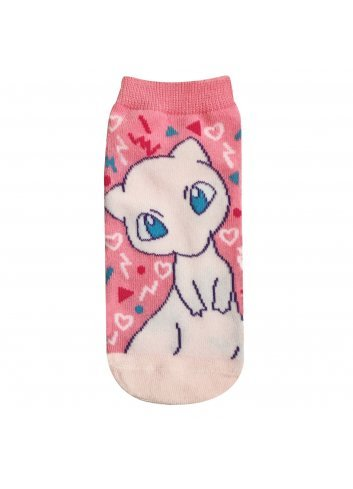 Short Socks Carax Mew (Pink)