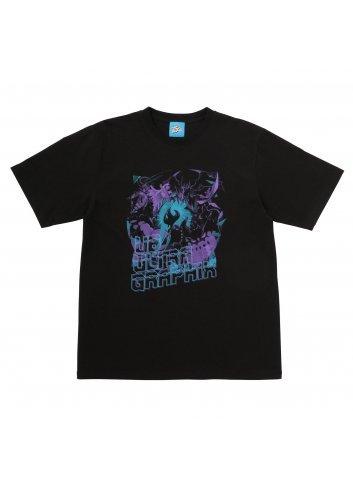 T-shirt UB ULTRA GRAPHIX Ball Trimming -Black-