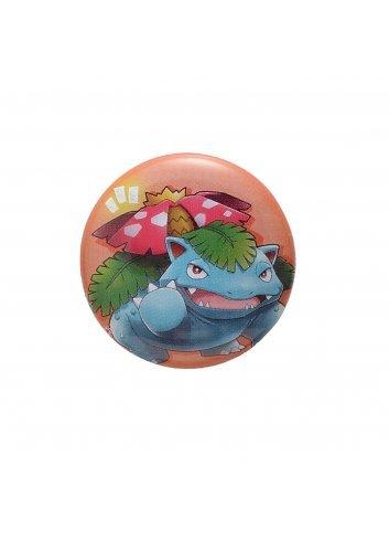 FUSHIGIBANA with YOU (Badge -Pokémon with you-)