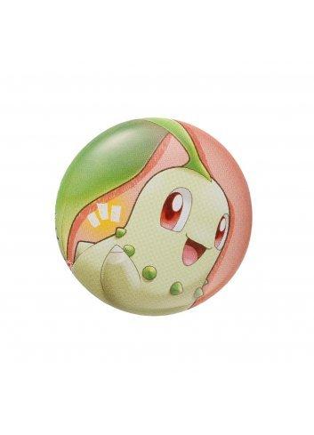 CHIKORITA with YOU (Badge -Pokémon with you-)