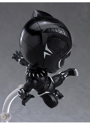 Nendoroid - Black Panther: Infinity Edition DX Ver.