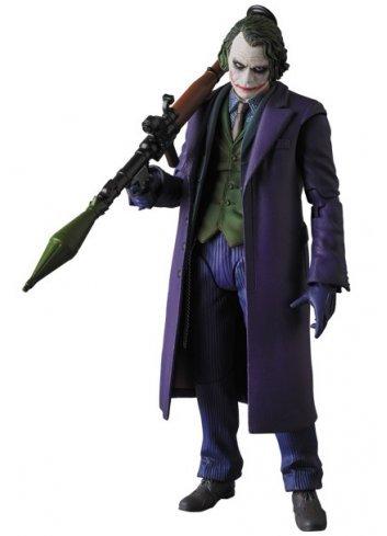 MAFEX THE JOKER Ver.2.0 (The Dark Knight Trilogy)