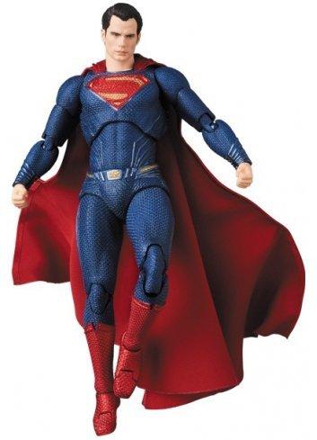 MAFEX SUPERMAN (JUSTICE LEAGUE ver.)