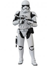 MAFEX FIRST ORDER STORMTROOPER (THE LAST JEDI Ver.)