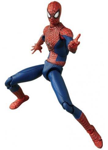 MAFEX spider-man (the amazing spider-man 2 dx set)