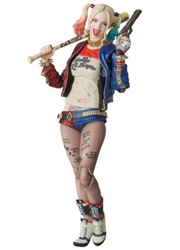 MAFEX HARLEY QUINN (SUICIDE SQUAD)