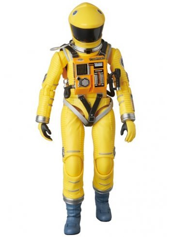 MAFEX SPACE SUIT (YELLOW Ver.)