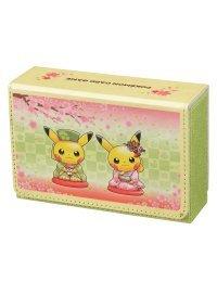 Pokémon Card Game Double Deck Case -Japanese tea ceremony-