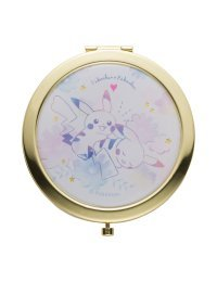 Compact Mirror Pikachu -flowers-