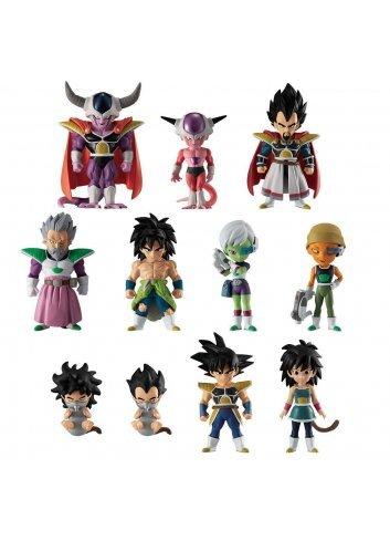 Dragon Ball Adverge Broly Premium Set (11 Figures)
