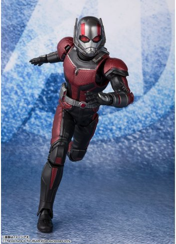 S.H.Figuarts Antman (Avengers: Endgame)