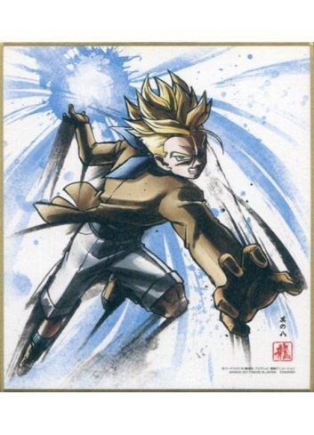 Dragon Ball Shikishi ART4 - 8. Super Saiyan Trunks