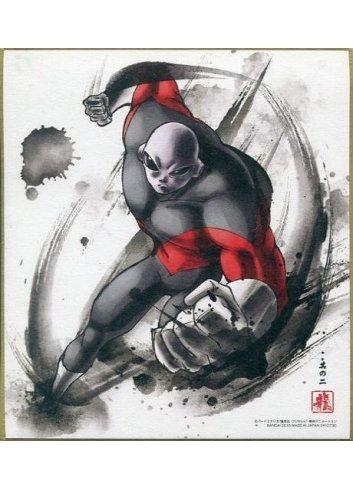 Dragon Ball Shikishi ART5 - 2. Jiren