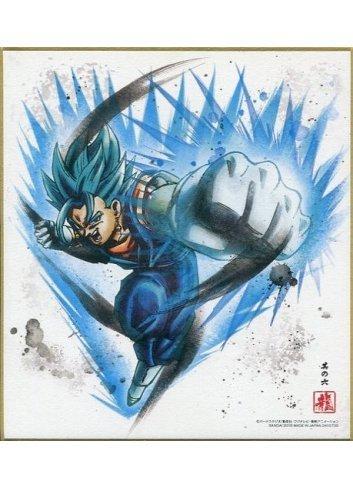 Dragon Ball Shikishi ART5 - 6. Super Saiyan God Super Saiyan