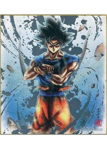 "Dragon Ball Shikishi ART5 - 13. Ultra Instinct ""Kisashi"" Son"