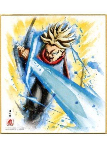 Dragon Ball Shikishi ART6 - 3. Super Saiyan 2 Trunks