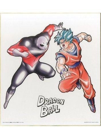 Shikishi IroColle Dragon Ball ~Saiko no Senshitachi~ Super