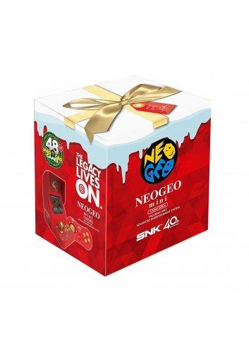NEOGEO mini (Christmas Limited Edition)