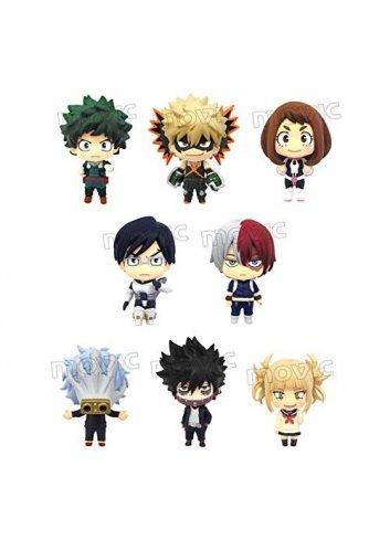 ColorCole Vol.2 My Hero Academia (8 figurines set)