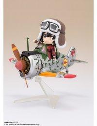 Figuarts mini - Kirie & Aircraft