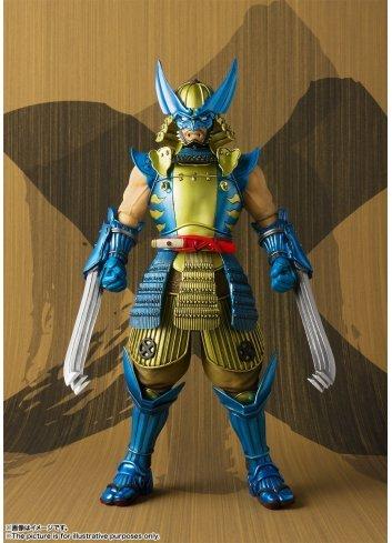 Meishou Manga Realization - Outlaw Wolverine