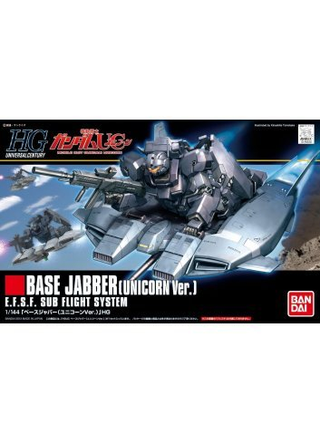 Base Jabber (Unicorn Ver.)