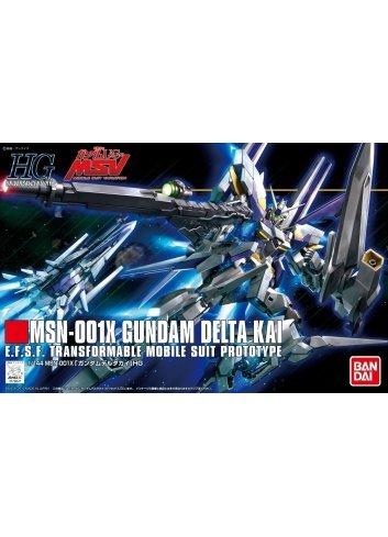 MSN-001X Gundam Delta Kai