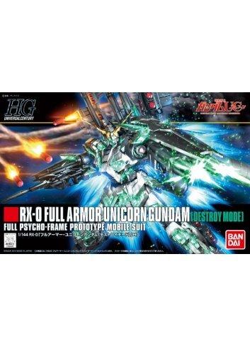 RX-0 Full Armor Unicorn Gundam (Destroy Mode)