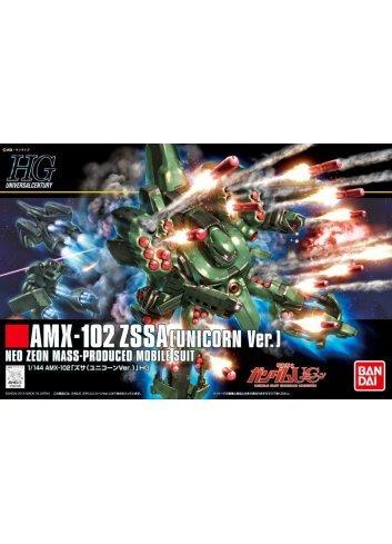 AMX-102 Zssa (Unicorn Ver.)