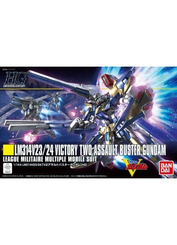 LM314V23/24 Victory Two Assault-Buster Gundam