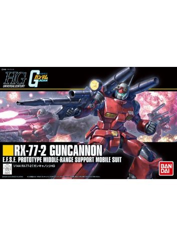 RX-77-2 Guncannon (Revive Ver.)