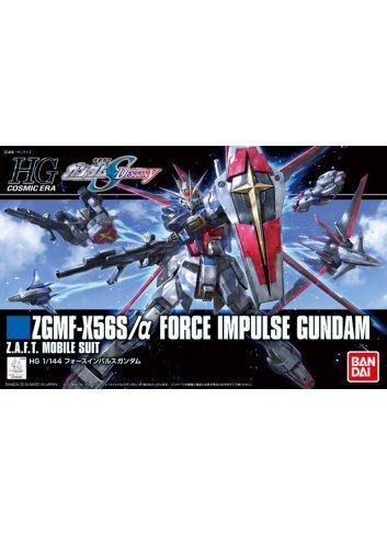 ZGMF-X56S/α Force Impulse Gundam (Revive Ver.)