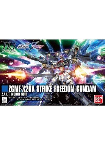 ZGMF-X20A Strike Freedom Gundam (Revive Ver.)