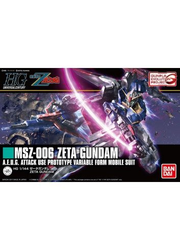MSZ-006 Zeta Gundam [Gunpla Evolution Project]