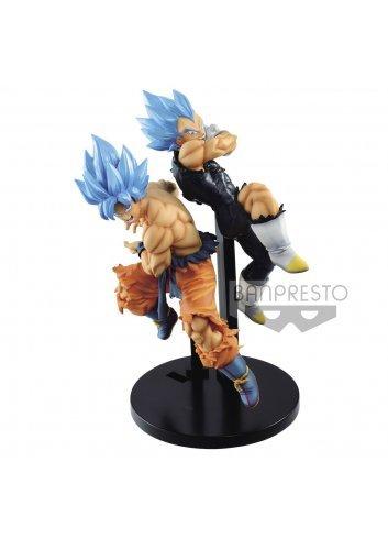 Tag Fighters - Kamehameha & Galick Gun (SSGSS Goku & Vegeta)