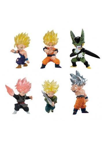 Dragon Ball Adverge Motion 1 set (x6 figures)
