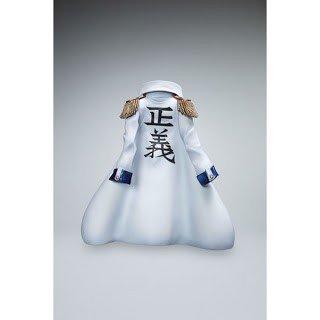 P.O.P Neo EX  -  Navy blu Coat For Aokiji   Megahouse  buona qualità