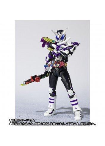 S.H.Figuarts Kamen Rider Mad Rogue