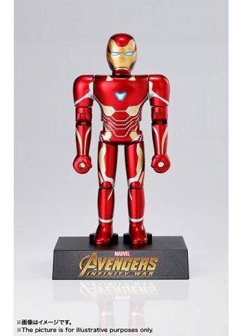 Chogokin Heroes Iron Man Mark 50