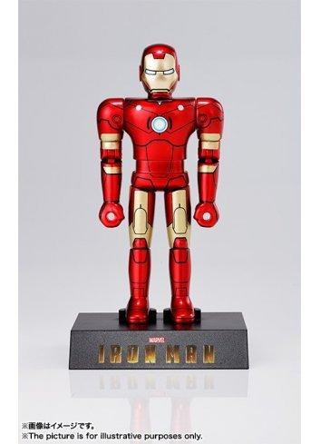 Chogokin Heroes Iron Man Mark 3