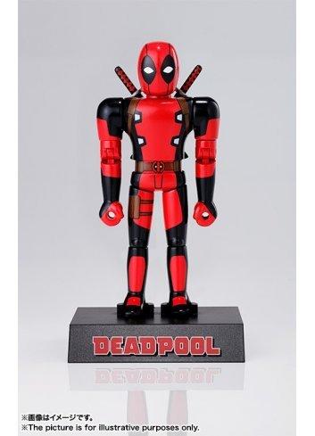 Chogokin Heroes Deadpool