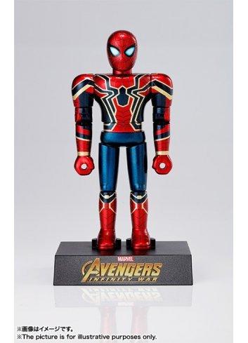 Chogokin Heroes - Iron Spider