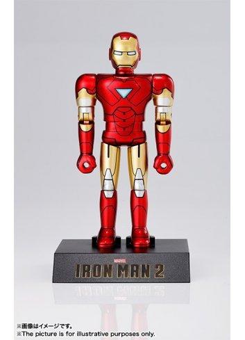 Chogokin Heroes - Iron Man Mark 6