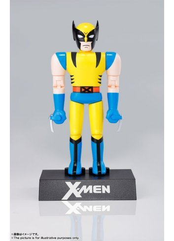 Chogokin Heroes - Wolverine