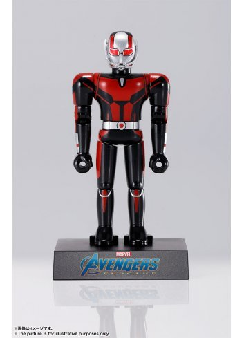 Chogokin Heroes - Ant-man