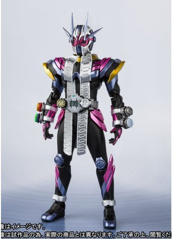 S.H.Figuarts Kamen Rider Zi-O II
