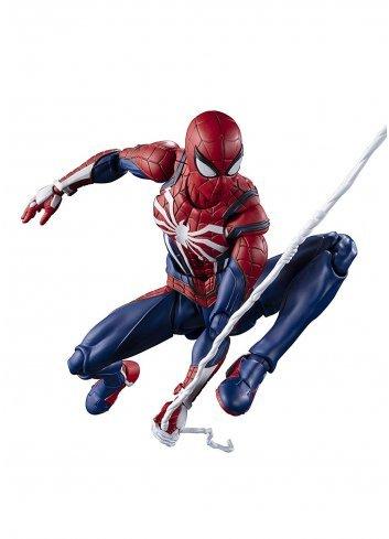 S.H.Figuarts Spider-Man Advance Suit (PS4 Game ver.)