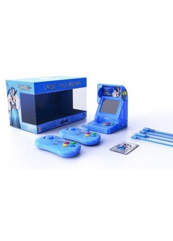 NEOGEO mini -Blue- Samurai Spirits (Limited Edition)