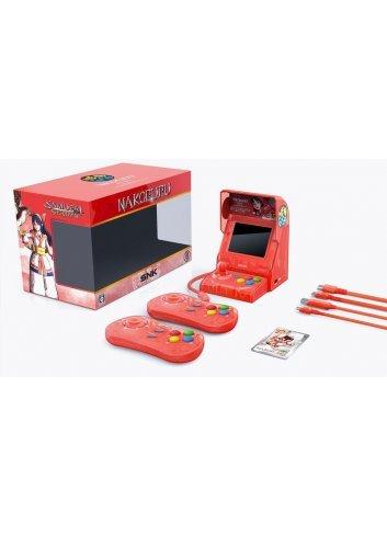 NEOGEO mini -Red- Samurai Spirits (Limited Edition)