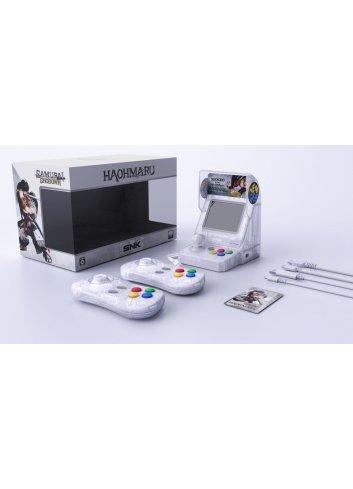 NEOGEO mini -White- Samurai Spirits (Limited Edition)
